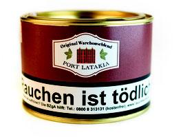 HU Tobacco | Port Latakia | Original Warehouseblend | 100gr. Dose