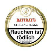 Rattray´s | Stirling Flake | 50gr. Dose