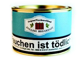 HU Tobacco | English Breakfast | Original Warehouseblend | 100gr. Dose
