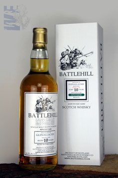 Glenallachie, 10 Jahre, Battlehill by Duncan Taylor, Single Cask