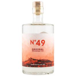 No 49 Original Würzburger Gin