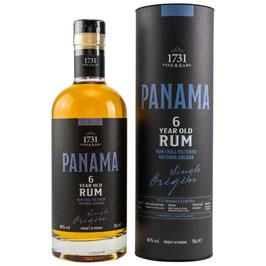 1731 Rum | Panama 6 Jahre
