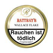 Rattray´s   Wallace Flake   50gr. Dose