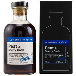 Elements of Islay | Peat & Sherry | 2nd Edition | Kirsch Exclusive