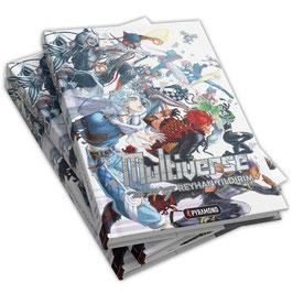 Multiverse Artbook