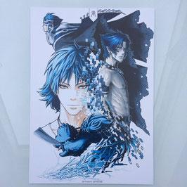 Ren A4 Print