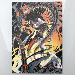 Seth (3) A4 Print