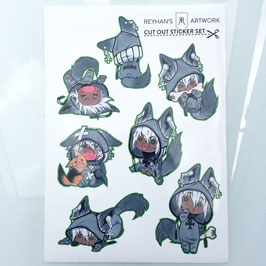 Cut-Out-Sticker Set (2)