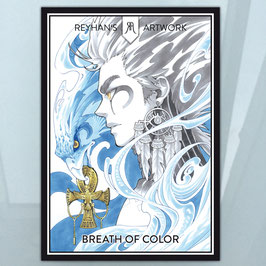 Breath of Color (Artbook)