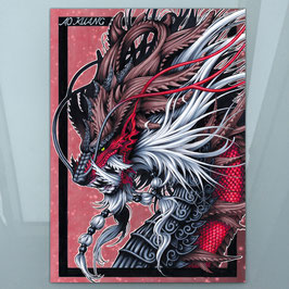 Ao Kuang A4 Print