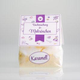 MACARON BACKMISCHUNG KARAMELL