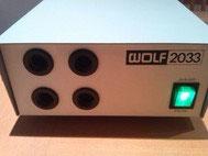 Wolf 2033 Vorwärmgerät für Optiken