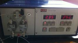 HPLC Pumpe 2150 HPLC Pump / LKB Bromma bis 5 ml / min, bis 300 bar