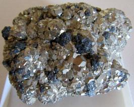Pyrit, Zinkblende
