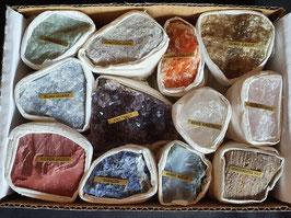 Verschiedene Steine / Mineralien