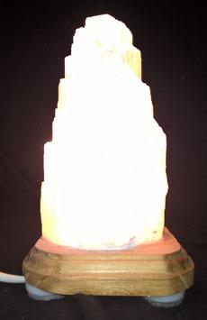 Selenit Lampen