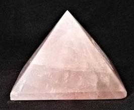 Rosenquarz Pyramide