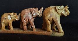 Elefantenfamilie klein