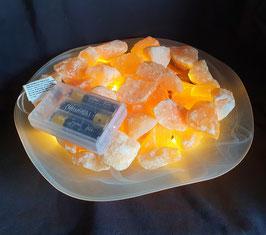 Orangen-Calcit