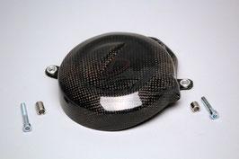 Motorendeckel Alternator TRIUMPH Sichtcarbon