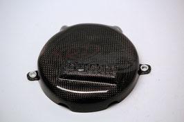 Motorendeckel Kupplung DUCATI Sichtcarbon (original)