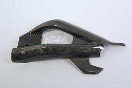 Schwingenschutz TRIUMPH Sichtcarbon (links und rechts)