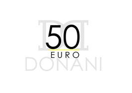 Geschenkgutschein Höhe 50 Euro