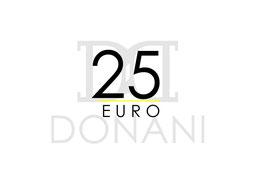Geschenkgutschein Höhe 25 Euro