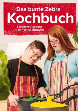Das bunte Zebra Kochbuch - Heft 1