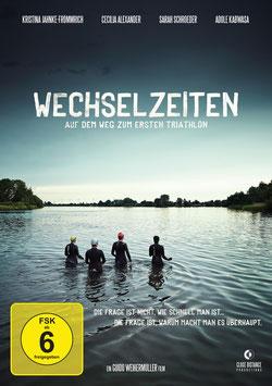 """""""Wechselzeiten""""-DVD inkl. 70 Min. Bonusmaterial und 20-seitigem Rookie-Booklet"""