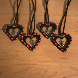 Herz in Herz Ketten