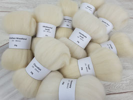 Weiße Wollfaser-Schnupper-Paket (2)