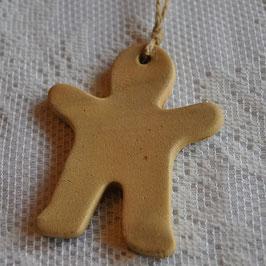 Lebkuchenmann Weihnachtsanhänger