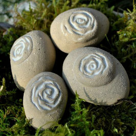 Steinzeugeier natur