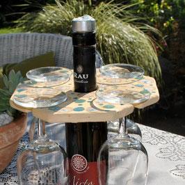 Flaschen/Gläser-Butler