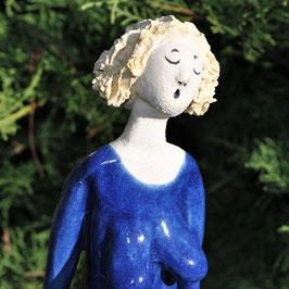 Keramik-Lady  Linda