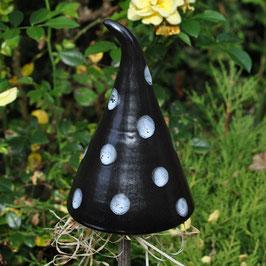 Käferzipfel Dotty Schwarz