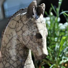Keramik-Pferd