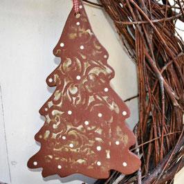 Tannenbaum Weihnachtskeramik