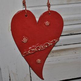 Herz 'Brennende Liebe'