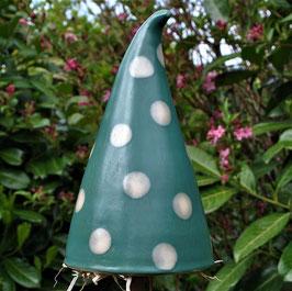 Käferzipfel Blaugrün Dotty