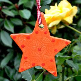 Glasierter Stern