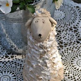 Zaunhocker Schaf