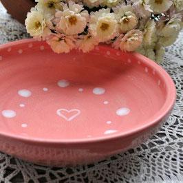Landhausflair-Keramik-Schale
