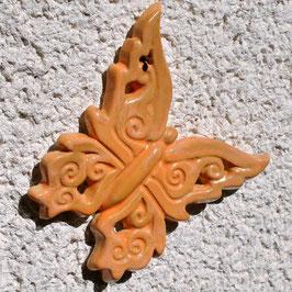 Schmetterling Ringelblume