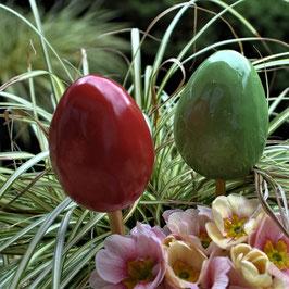 Osterkeramik Eier zum Stecken