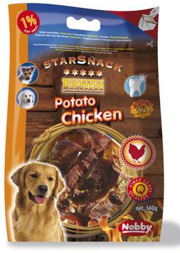 STARSNACK BBQ Potato Chicken