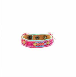 Boho Rosa Armband ONE SIZE