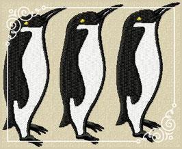 3er Set Pinguine