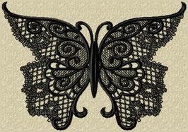 Schmetterling aus Sitze